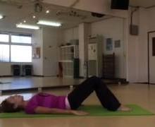 おうちピラティス aiのピラティス動画レッスン 6 お腹引き締め 腰痛改善 背肉 二の腕 スッキリ