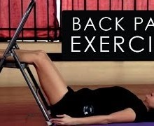 Iyengar Yoga for Back Pain inspired from BKS Iyengar 1938