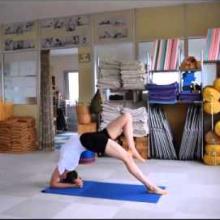 Iyengar Yoga Practice(アイアンガーヨガ) – Pincha Mayurasana/Dui Pada Viparita Dandasana/Urdhva Danurasana