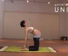 マタニティヨガ 39weeks and 5days pregnancy yoga